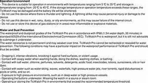 Mobvoi Information Technology Wf12096 Ticwatch Pro