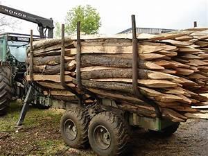 Piquet En Bois Pour Cloture : piquet de cloture bois ~ Farleysfitness.com Idées de Décoration