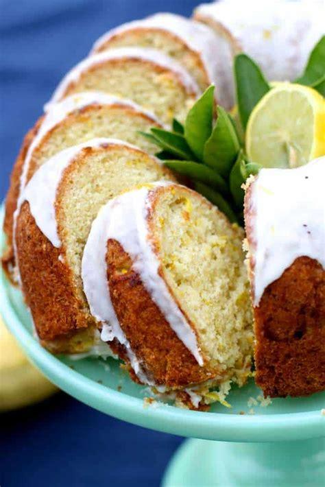 summer squash lemon bundt cake  seaside baker