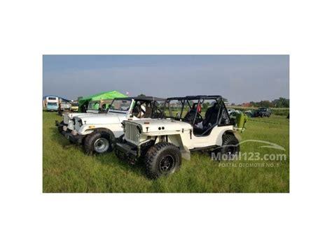 Modifikasi Willys Offroad by Jual Mobil Jeep Willys 1958 2 2 Manual 2 2 Di Banten