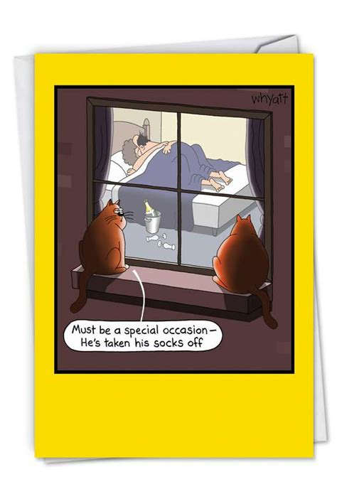 special occasion sex funny anniversary card