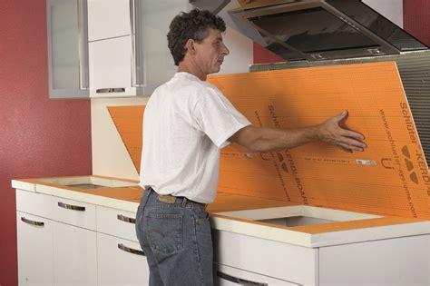 plaque cuisine inox concevoir un plan de travail et sa crédence en cuisine