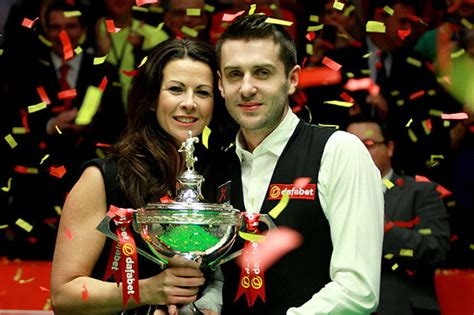 vikki layton mark selby wife snooker wags daily championships meet ladies crucible star ronnie getty