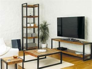 Wohnzimmer Industrial Style : ausgefallene m bel in 4 stilen skandinavisch retro avantgarde industrial ~ Whattoseeinmadrid.com Haus und Dekorationen