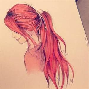draw hair | Draw ideas for you | Pinterest