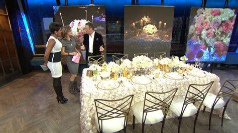 colin cowie shares  oprah party secrets todaycom