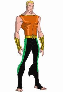 Justice League Aquaman by jsenior on DeviantArt