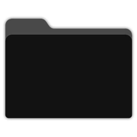 black briefcase icon blank black folder icon 1024x1024px ico png icns