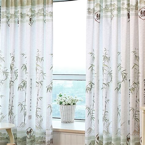 Bedroom Valances by Bamboo Window Screening Bedroom Balcony Yarn Valances