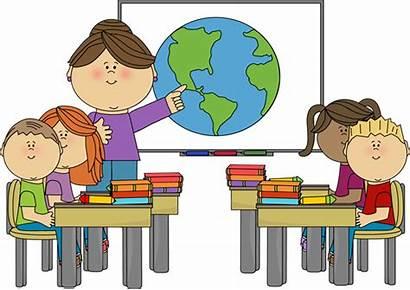 Clip Class Classroom Teacher Clipart Teaching Teachers