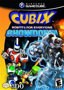 cubix robots for everyone showdown wikipedia With cubix video game