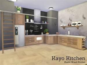 Küchen Esszimmergarnituren : the sims resource kayo kitchen by angela sims 4 downloads sims 4 cc pinterest die sims ~ Bigdaddyawards.com Haus und Dekorationen