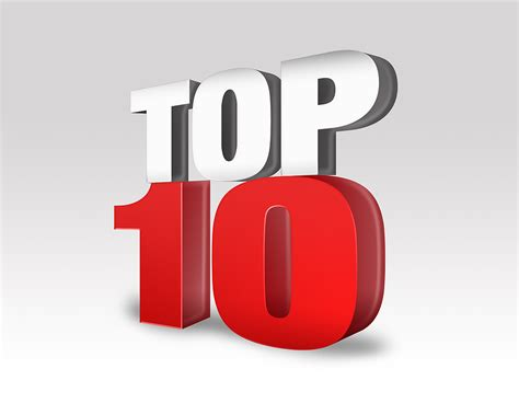 List Of Top 10 In The World  Best Reference List By Erala