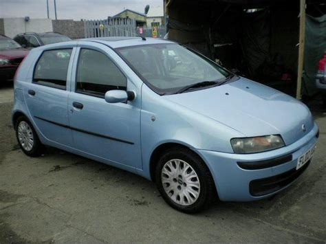 fiat punto 2002 used fiat punto for sale under 163 79000 autopazar