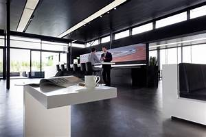 New Amg Customer Private Lounge Opens In Affalterbach