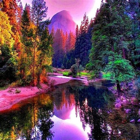 Scenery Picture by Embroidery Scenery Lake 3d Diy