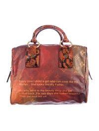louis vuitton mancrazy jokes bag handbags lou  realreal