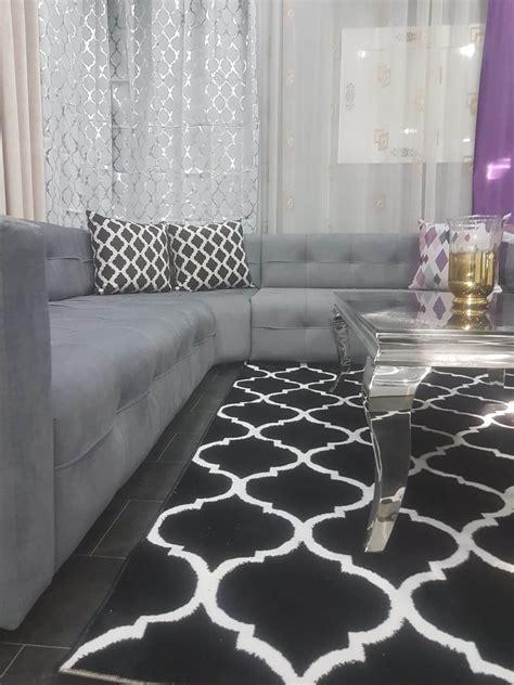 salon marocain capitonne gris sur mesure salon marocain