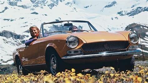 Obrien Fiat by Tradition 50 Jahre Fiat 124 Spider Der Bestseller Unter