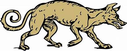 Dog Clip Mangy Clipart Dirty Puppy Vector