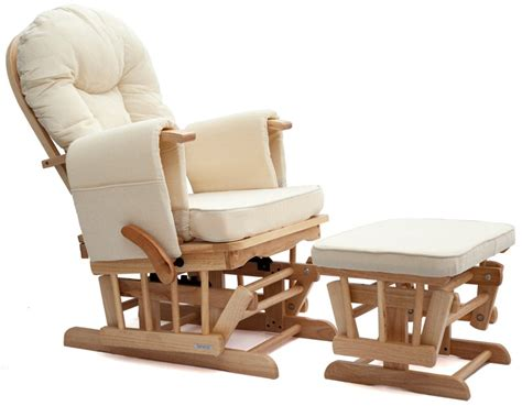 sereno wood or white nursing glider maternity