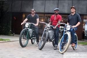 Dipasarkan Troupe  Vintage Electric Bike Dijual Rp 85 Juta