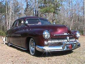 Mercury Cars : 1951 Mercury Sedan For Sale