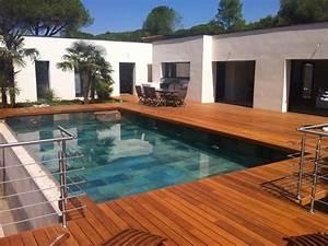 Bois Terrasse Piscine : 25 best ideas about margelle de piscine on pinterest margelle piscine bois margelle and ~ Melissatoandfro.com Idées de Décoration