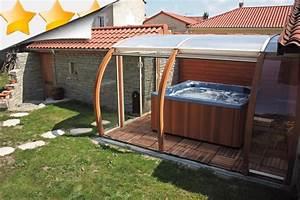 Spa Bois Exterieur : spa en kit bois avec construire son spa exterieur fabulous ~ Premium-room.com Idées de Décoration