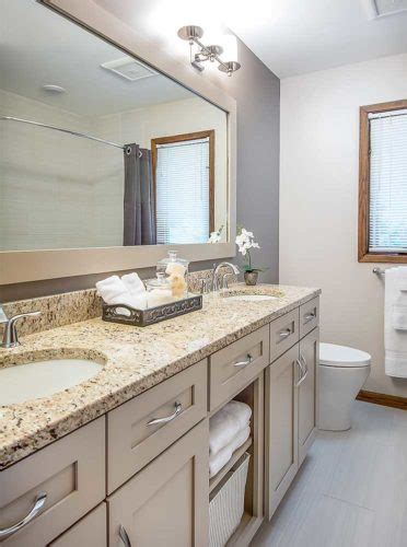 modernized bathrooms    family constructed