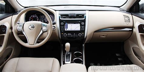 2015 nissan altima interior 2015 nissan altima review the automotive review