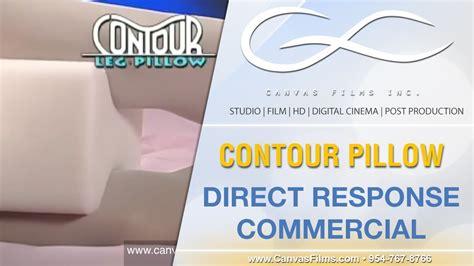 florida drtv production company contour leg pillow