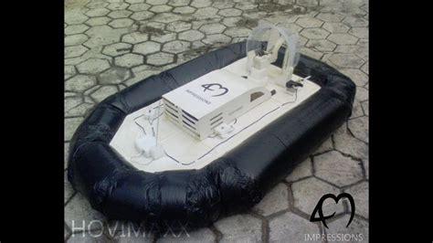 hovimaxx paper hovercraft high school project youtube