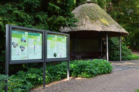 Freunde Botanischer Garten Bielefeld by Erdzeituhr 171 Verein Freunde Des Botanischen Gartens