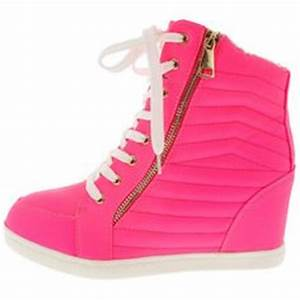1000 ideas about Pink Sneakers on Pinterest