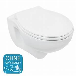 Toiletten Ohne Rand : wc randlos test randloses h nge wc lb78 hitoiro randlose toilette test eckventil waschmaschine ~ Buech-reservation.com Haus und Dekorationen