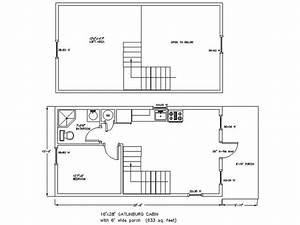 Garage Mendes : 14 x 40 floor plans with loft 28 x 36 cabin plans ~ Gottalentnigeria.com Avis de Voitures