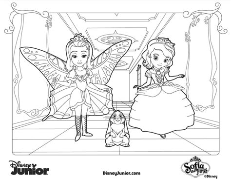 Get This Dsiney Junior Princess Amber And Sofia The First