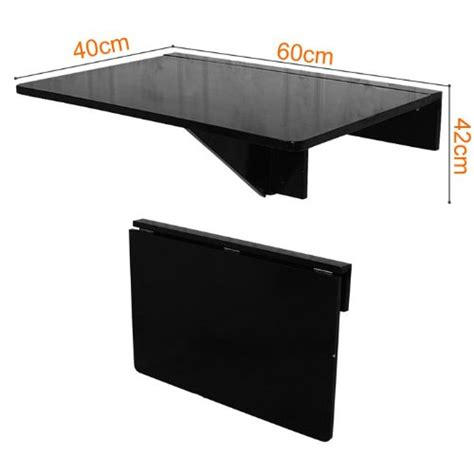 wall mounted drop leaf desk sobuy wall mounted drop leaf table folding kitchen