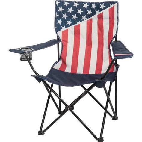 academy academy sports outdoors usa flag folding chair