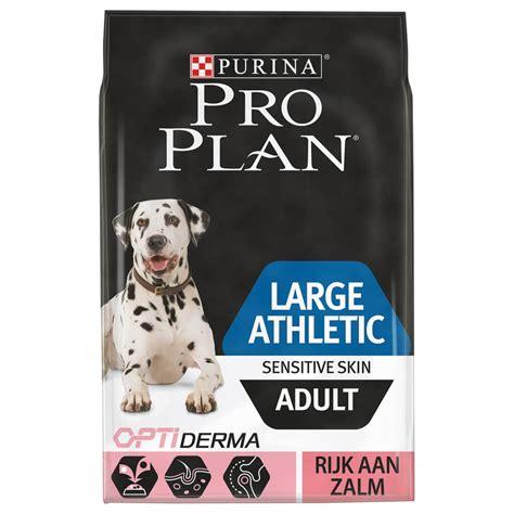 pro plan hundefutter pro plan optiderma large athletic sensitive skin