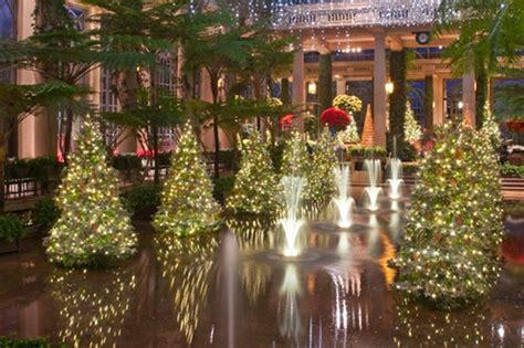 longwood christmas holiday visiting tips