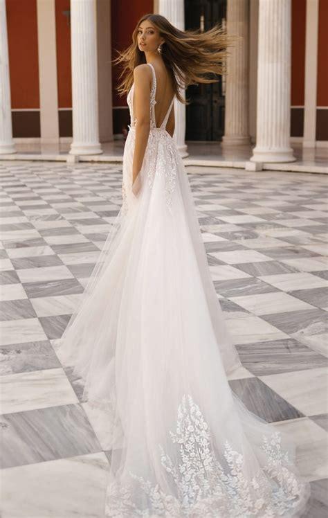 Berta Wedding Dresses 2019 Athens Collection Dress For