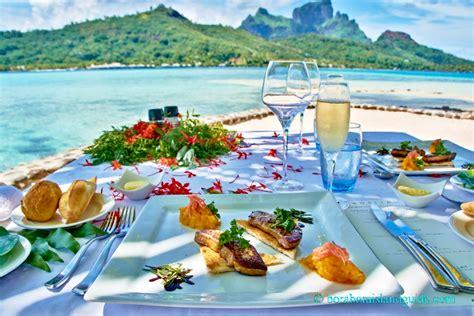 bora cuisine tahiti vacation ideas sofitel bora bora