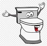 Toilet Clipart Transparent Pinclipart sketch template