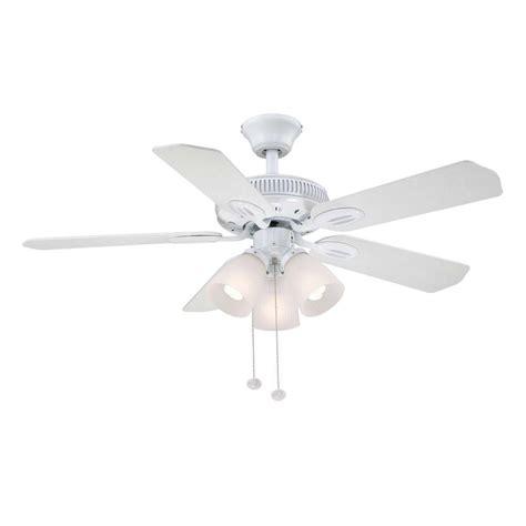 42 white ceiling fan with light upc 792145358084 hton bay ceiling fans glendale 42 in