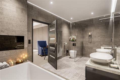 desain kamar mandi mewah modern terbaru  keren