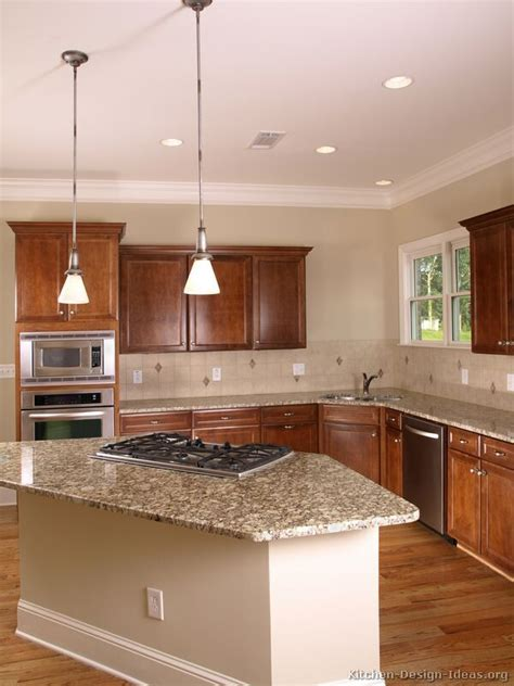 how to clean cherry kitchen cabinets traditional medium wood cherry kitchen cabinets 06 8539