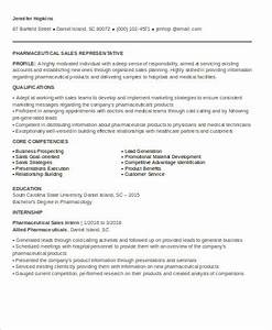Sample Pharmaceutical Sales Resume 7 Examples in Word PDF