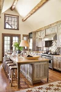 20, Country, Style, Kitchen, Ideas, With, Character